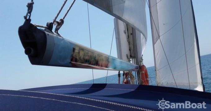 Alquiler de barcos Valencia barato de Sun Oddissey