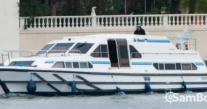 Alquiler Casa flotante en Canal du Midi - Crusader 12.8