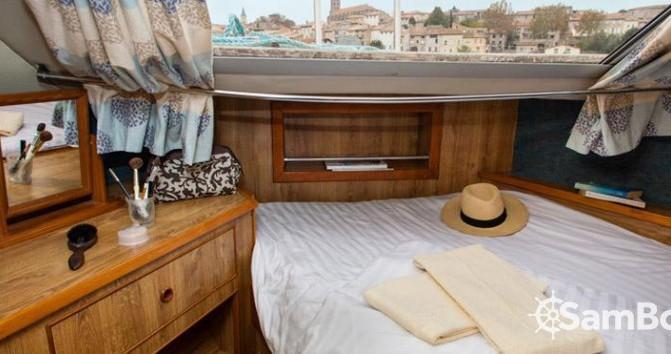 Alquiler de barcos Crusader 12.8 enCanal du Midi en Samboat