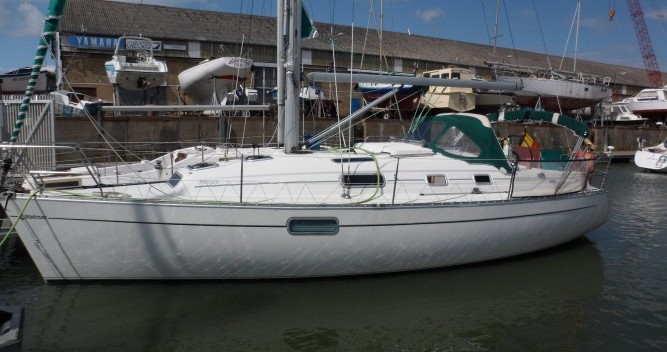 Alquiler Velero en Le Verdon-sur-Mer - Bénéteau Oceanis 321