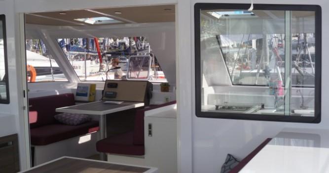 Alquiler de yate Le Marin - Nautitech Nautitech Open 40 en SamBoat