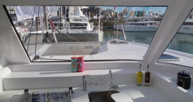 Alquiler de barcos Le Marin barato de Nautitech Open 40