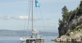 Alquiler de Catamarán, con o sin patrón Lagoon Dalmatia