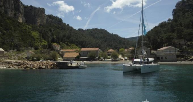 Alquiler de barcos Dalmatia barato de Lagoon 39