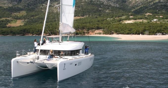 Lagoon Lagoon 39 entre particulares y profesional Dalmatia