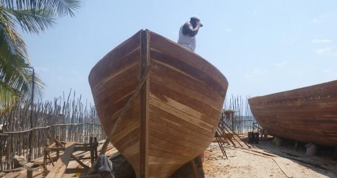 Alquiler de barcos Fondy-Charpentier-De-Marine goélette enMorondava en Samboat
