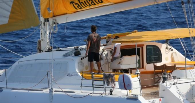 Alquiler de yate Ajaccio - Privilege-Marine PRIVILEGE 585 en SamBoat