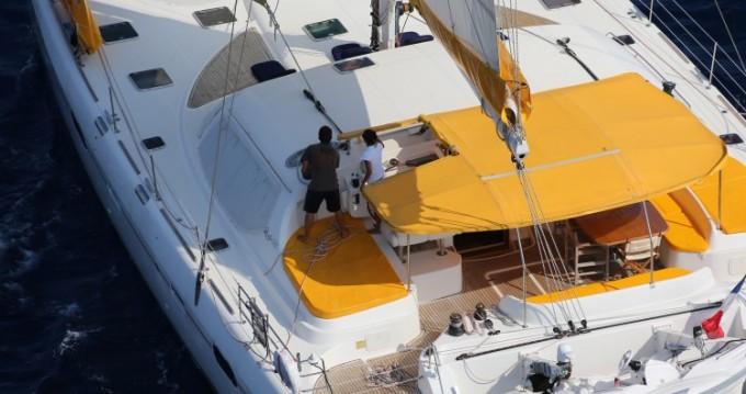 Alquiler de barcos Privilege-Marine PRIVILEGE 585 enAjaccio en Samboat