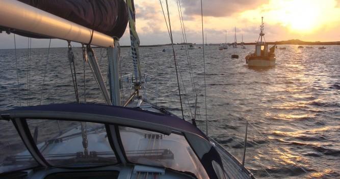 Alquiler Velero en Arradon - Bénéteau Oceanis 343 DL