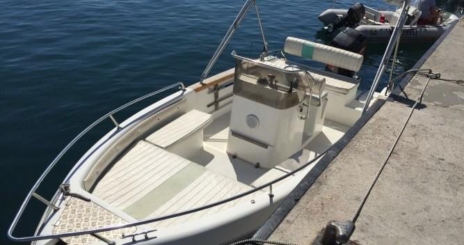 Alquiler Lancha en L'Estaque - Sessa Marine Key Largo