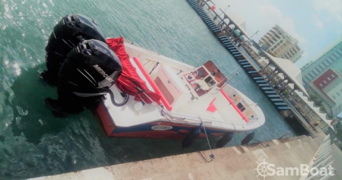 Alquiler de barcos Fort-de-France barato de Maran 30