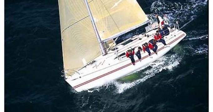 Alquiler de yate Granville - Jeanneau Sun Fast 37 en SamBoat