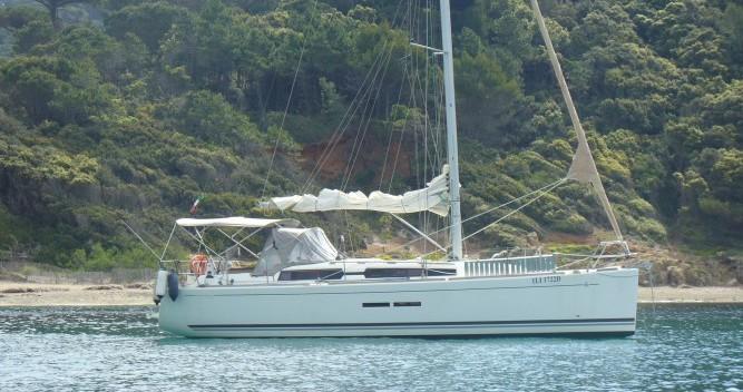 Alquiler de yate Saint-Cyprien - Dufour Dufour 375 Grand Large en SamBoat
