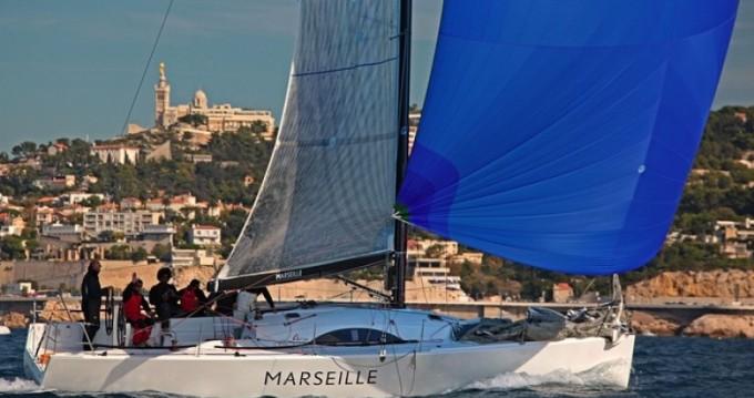 Alquiler de barcos Marseille barato de Archambault A40 RC