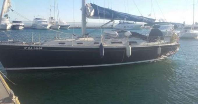 Alquiler de barcos Santa Eulària des Riu barato de Hanse 411