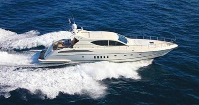 Alquiler de barcos Cannes barato de Leopard 24