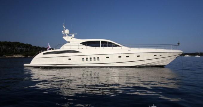 Alquiler Yate Arno Leopard con título de navegación