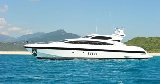 Alquiler de barcos Mangusta 31.4 enSaint-Tropez en Samboat