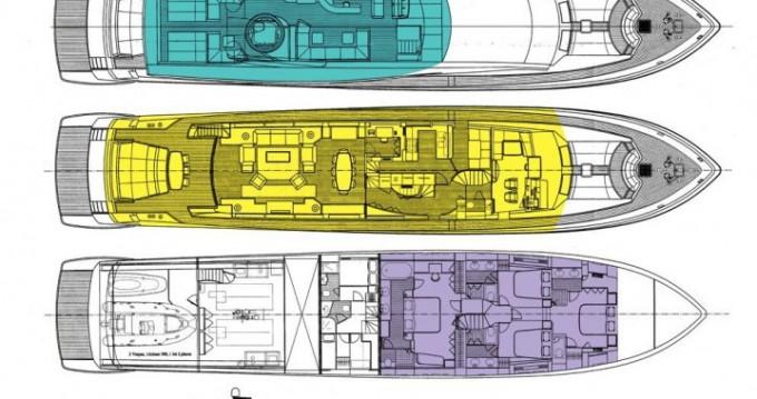 Alquiler de barcos Guy Couach 34.10 enSaint-Tropez en Samboat