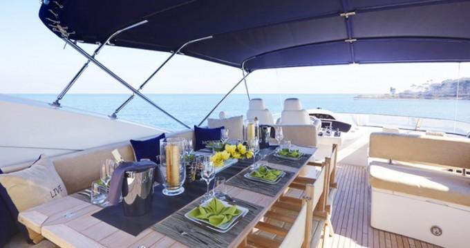 Alquiler de yate Saint-Tropez - Sunseeker 28 en SamBoat