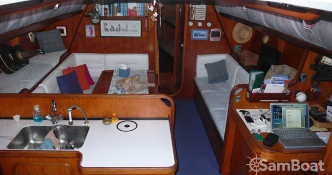 Alquiler Velero Gibert Marine con título de navegación