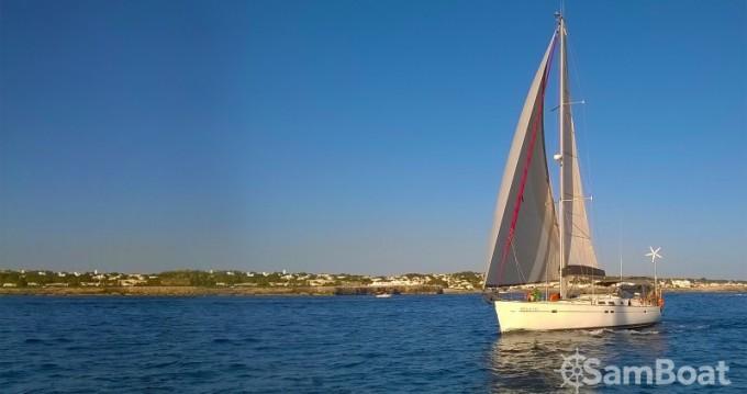 Alquiler de barcos Port de Barcelona barato de Oceanis 473