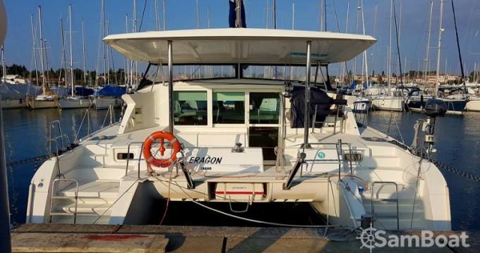 Alquiler de yate Murter - Bénéteau Lagoon 420 en SamBoat