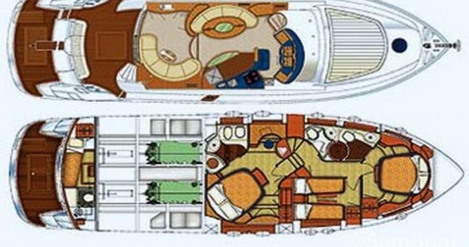 Alquiler de barcos Aicon yacht enAtenas en Samboat