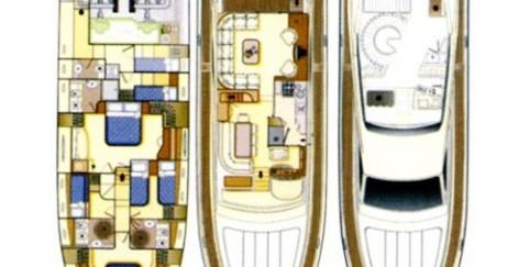 Alquiler de barcos Mykonos barato de yacht