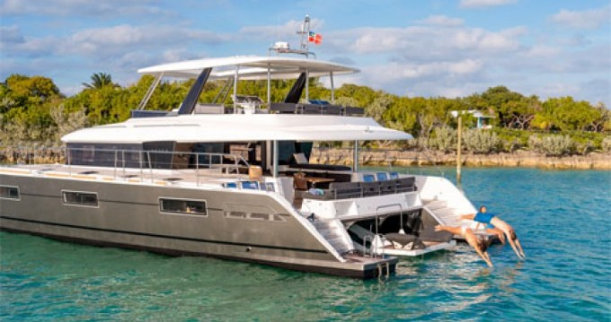 Alquiler Yate Lagoon con título de navegación