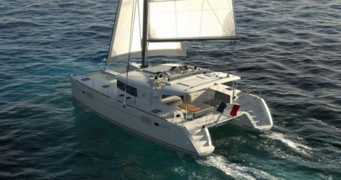 Alquiler Catamarán en Lefkada (Isla) - Cnb VPLP