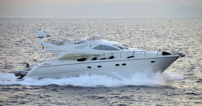 Alquiler de Aicon yacht en Atenas