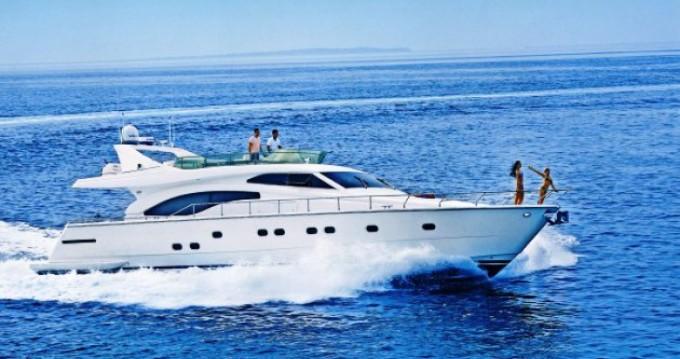 Alquiler de yate Mykonos - Ferretti yacht en SamBoat