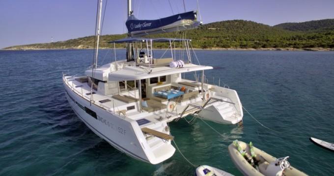Alquiler Catamarán en Atenas - Lagoon Lagoon 52 F