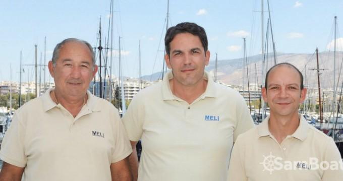 Alquiler Yate en Atenas - Ferretti yacht