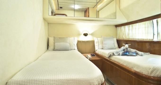 Alquiler de Ferretti yacht en Atenas