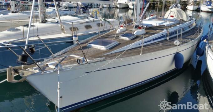 Alquiler de barcos Cantiere Del Pardo Grand Soleil 42 enDalmatia en Samboat