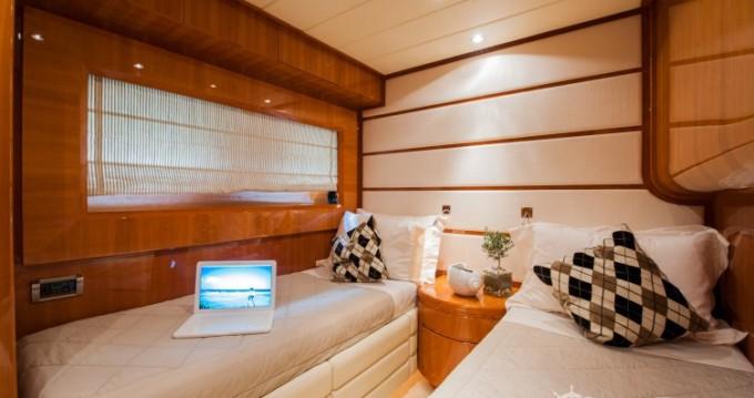 Alquiler Yate en Atenas - Posillipo yacht