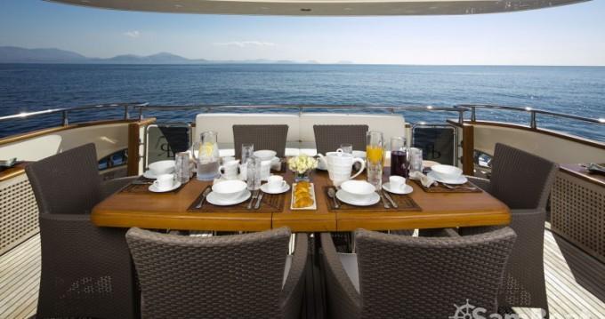Alquiler de Canados yacht en Atenas