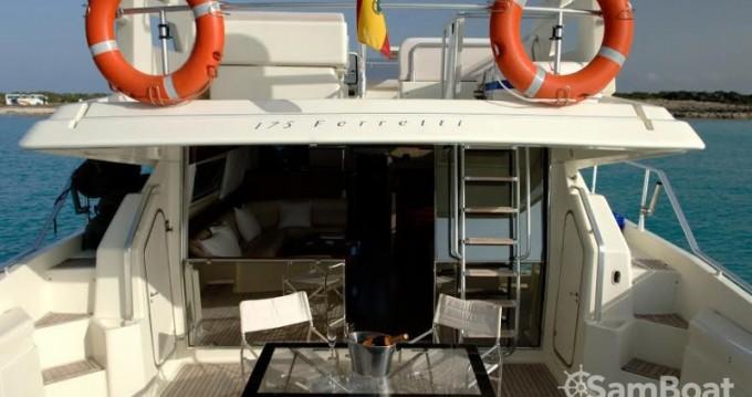 Ferretti Ferretti 175 entre particulares y profesional Ibiza (Ciudad)