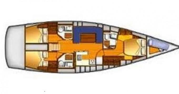 Alquiler de barcos Comar Comet 52 RS enCarloforte en Samboat