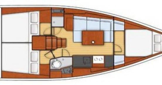 Alquiler de yate Carloforte - Bénéteau Oceanis 38 en SamBoat