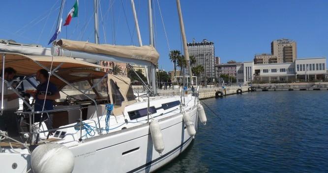 Dufour Dufour 405 entre particulares y profesional Cagliari