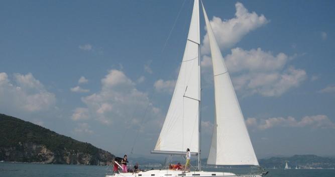Alquiler de barcos Genova barato de Cyclades 43.3