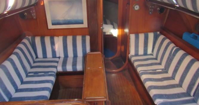 Alquiler de Gibert Marine Gib Sea 352 en Genova