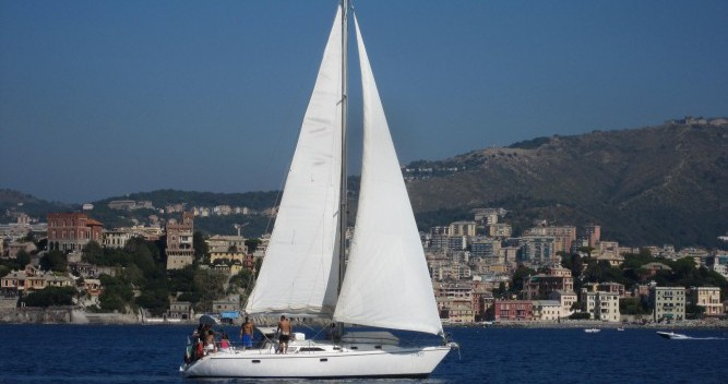 Catalina Catalina 42 entre particulares y profesional Genova