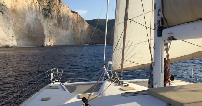 Alquiler de Catamarán, con o sin patrón Alliaura-Marine Olbia