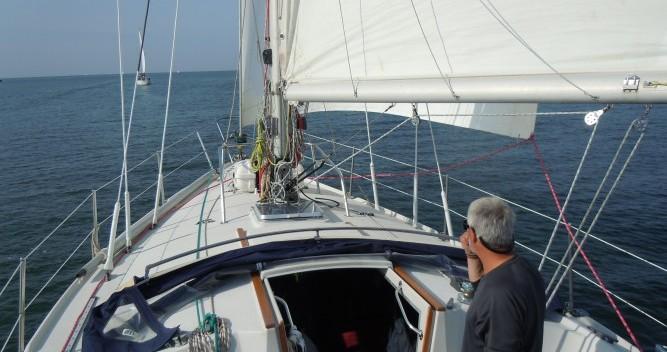 Alquiler de yate Port du Crouesty - Jeanneau Gin Fizz gréé en sloop en SamBoat