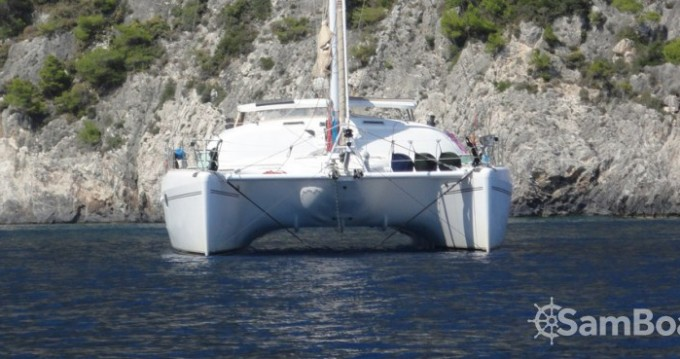 Alquiler Catamarán en Olbia - Alliaura-Marine Privilège 585