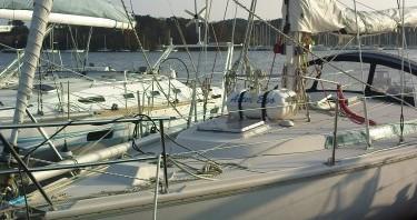 Alquiler de barcos Jeanneau Gin Fizz gréé en sloop enPort du Crouesty en Samboat